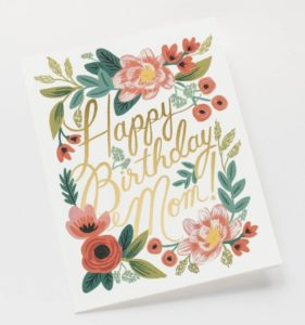 Happy Birthday Mom greeting card, image, wishes, wallpaper
