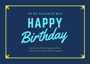 happy birthday wishes images for boyfriend