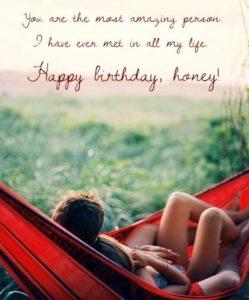 happy birthday boyfriend wishes sweet couple image