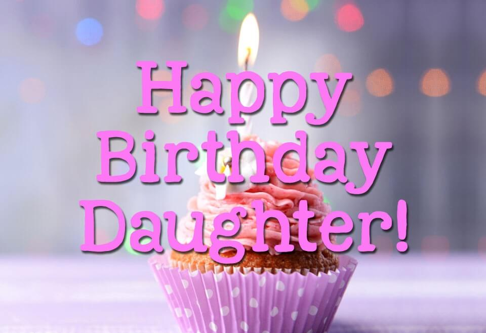 Happy Birthday Wishes Daughter In Law ~ Happy birthday daughter : wishes cake images messages quotes