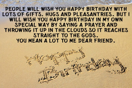 Happy Birthday Best Friends Quotes Saying Wishes Image Natural