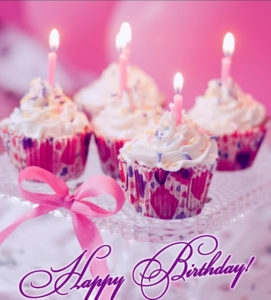 happy birthday cake candles images for girlfriend