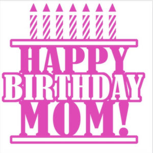 Happy Birthday Mom Greeting cards
