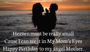 Happy Birthday Mom with child image Wallpapers HD