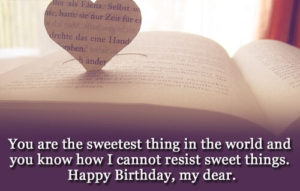 happy birthday quotes images for wife love