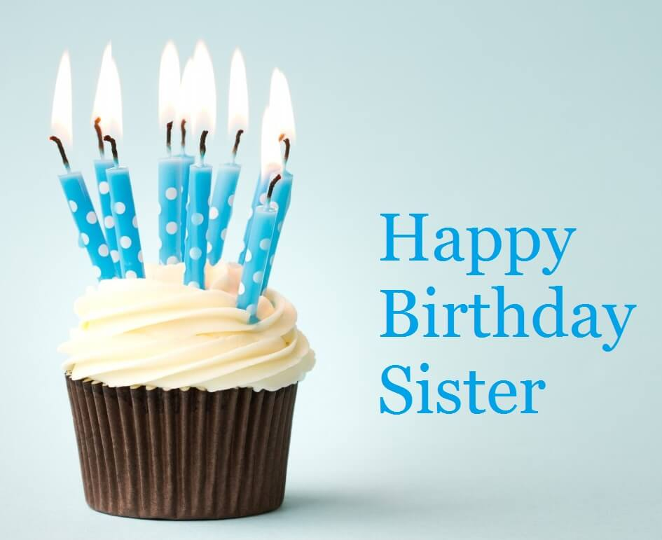 Happy Birthday Sister Wishes Messages Cake Images Quotes The