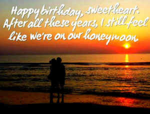 happy birthday wishes for hubby quote image