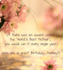 Happy Birthday Mom sayings Wallpapers