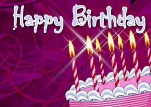 Happy Birthday Cake Wishes for Boyfriend