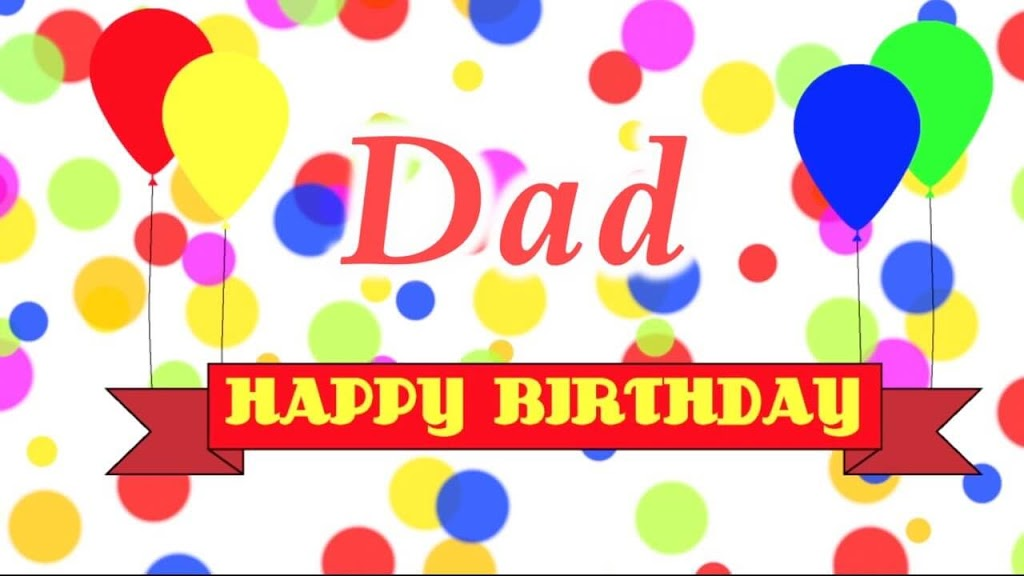 Happy Birthday Dad : Wishes, Cake Images, Greeting Card, SMS, Quotes
