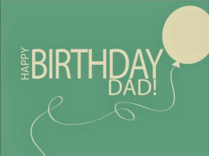 Happy Birthday papa greeting cards