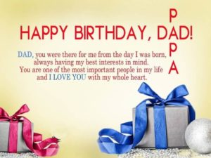 Happy Birthday Dad Quotes image, photo, wallpaper