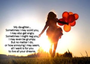 Happy Birthday Daughter Quotes