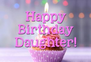 happy birthday cake images for daughter muffin