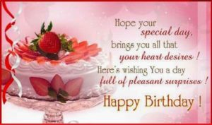 Happy Birthday Friend cake images with quotes
