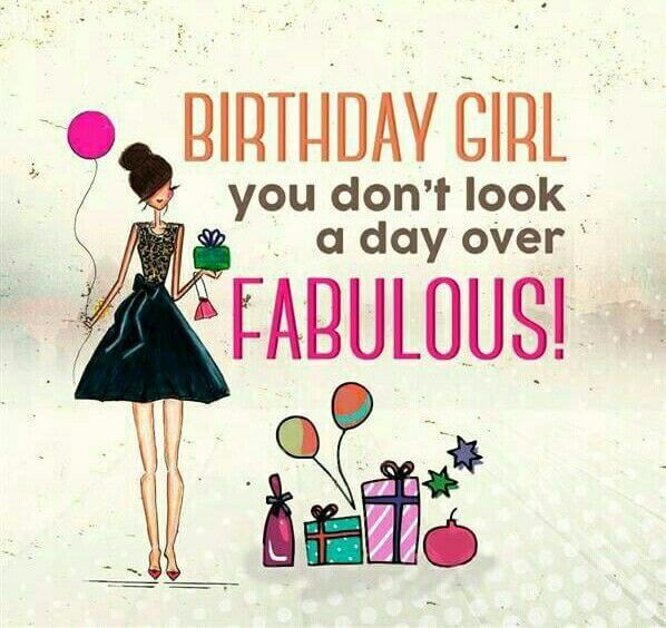 Happy Birthday Wish To Fabulous Girl