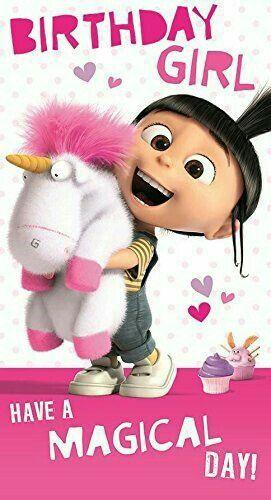 Happy Birthday Unicorn Wishes for Girlfriend