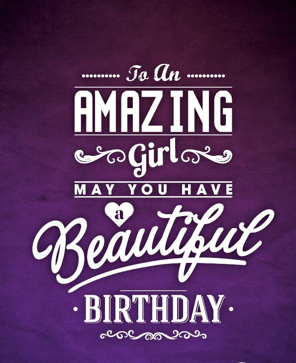 Happy Birthday Wishes Girlfriend Cards