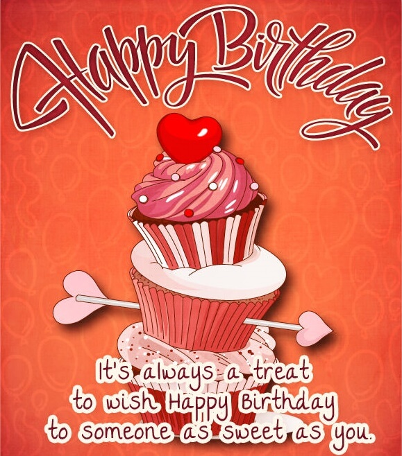 Happy Birthday Love Wishes for Girlfriend
