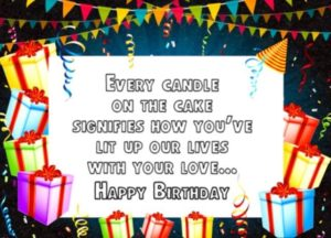 happy birthday wishes for husband gift greeting card
