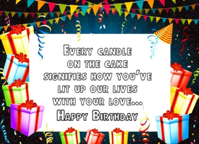 Happy Birthday Gifts Wishes for Husband