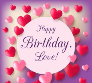 Happy Birthday Heart Wishes for Husband