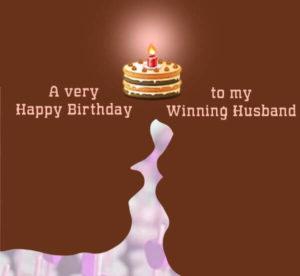 happy birthday cake images for husband romance