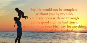 Happy Birthday Mom quotes Images