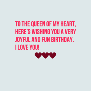 happy birthday images for wife greeting card i love you