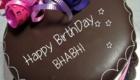 Happy Birthday Chocolate Cake Bhabhi