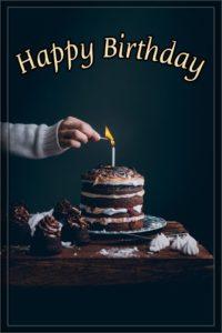 Happy Birthday Chocolate Images
