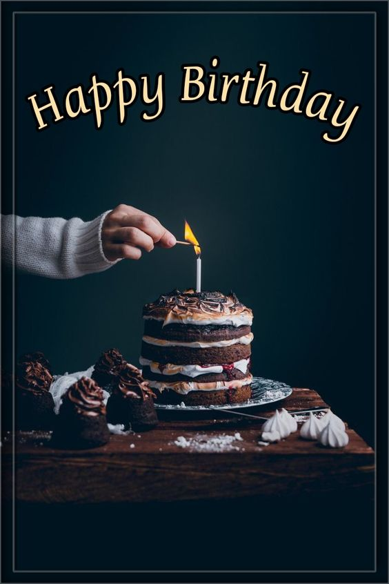 Happy Birthday Chocolate Images