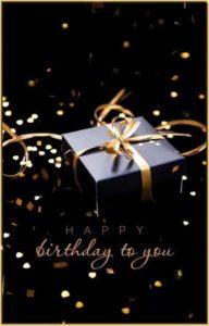 Happy Birthday Gift Wishes