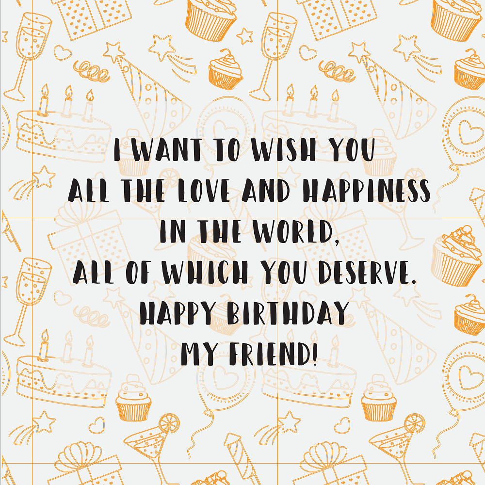 Happy Birthday Wishes Quote