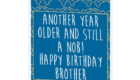 Happy Birthday Brother Funny Wishes