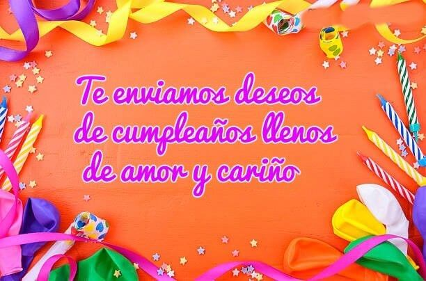 Happy Birthday Wishes in Spanish Card