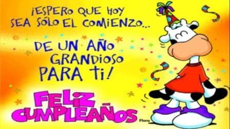 Happy Birthday Wishes in Spanish Status