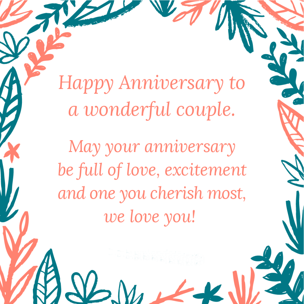 Happy Anniversary Wishes for Bhaiya & Bhabhi Greeting Card