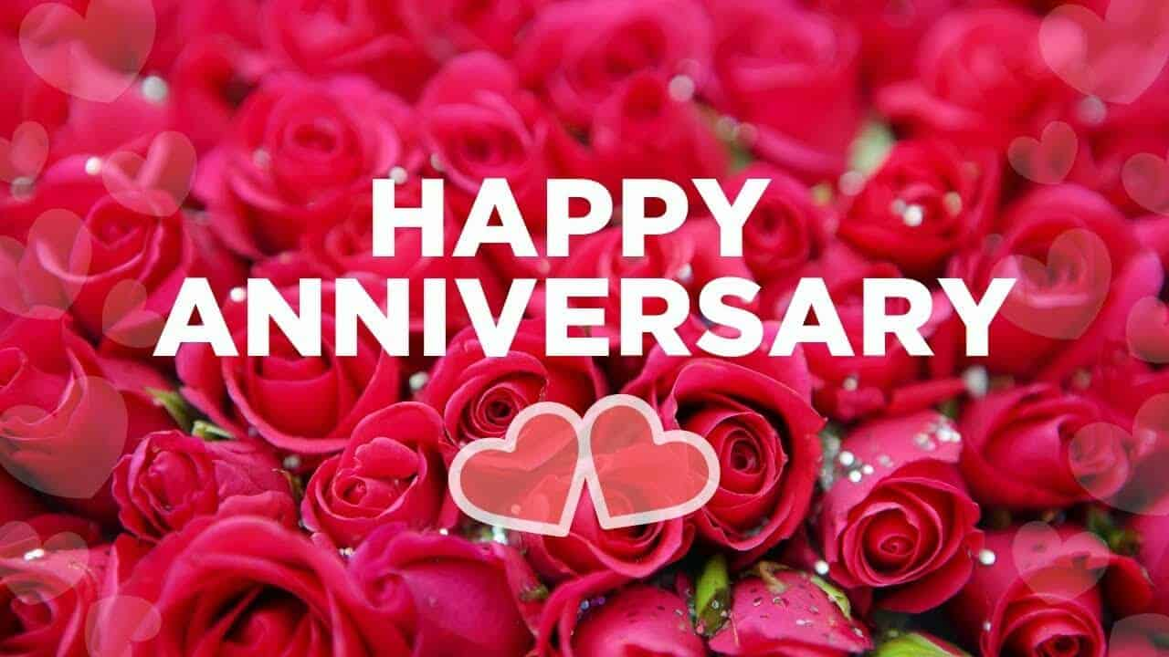 Happy Anniversary Wishes For Mom & Dad Roses