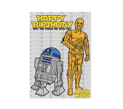 Star Wars Happy Birthday Wishes Status