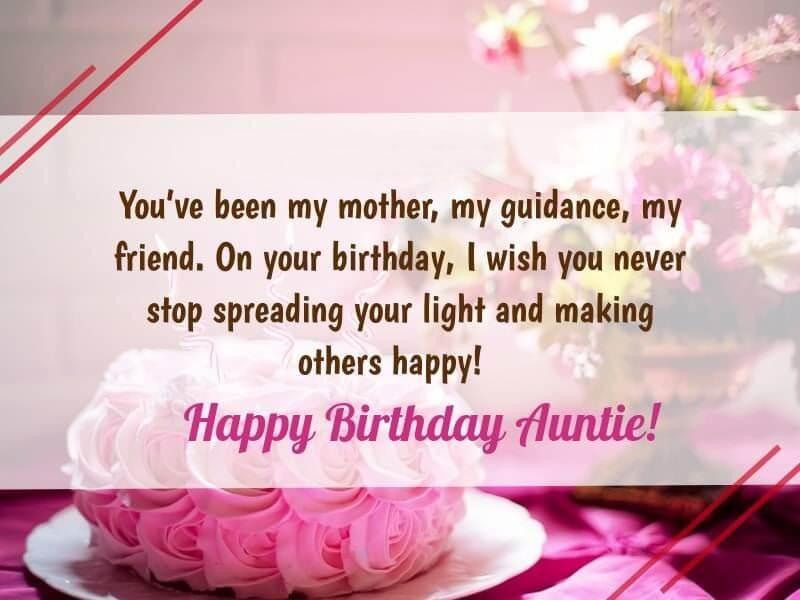 Happy Birthday Aunt Messages