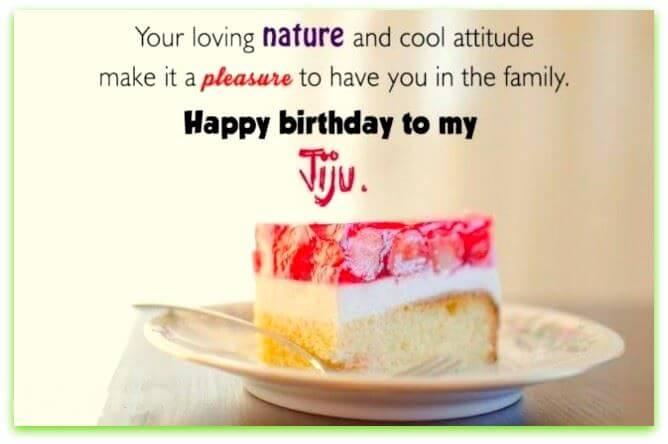 Happy Birthday Jiju Wishes