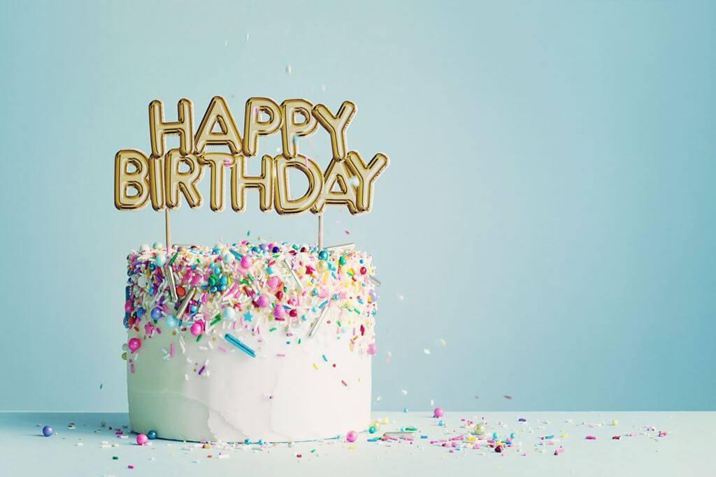 Happy Birthday Wishes for Customer Cake