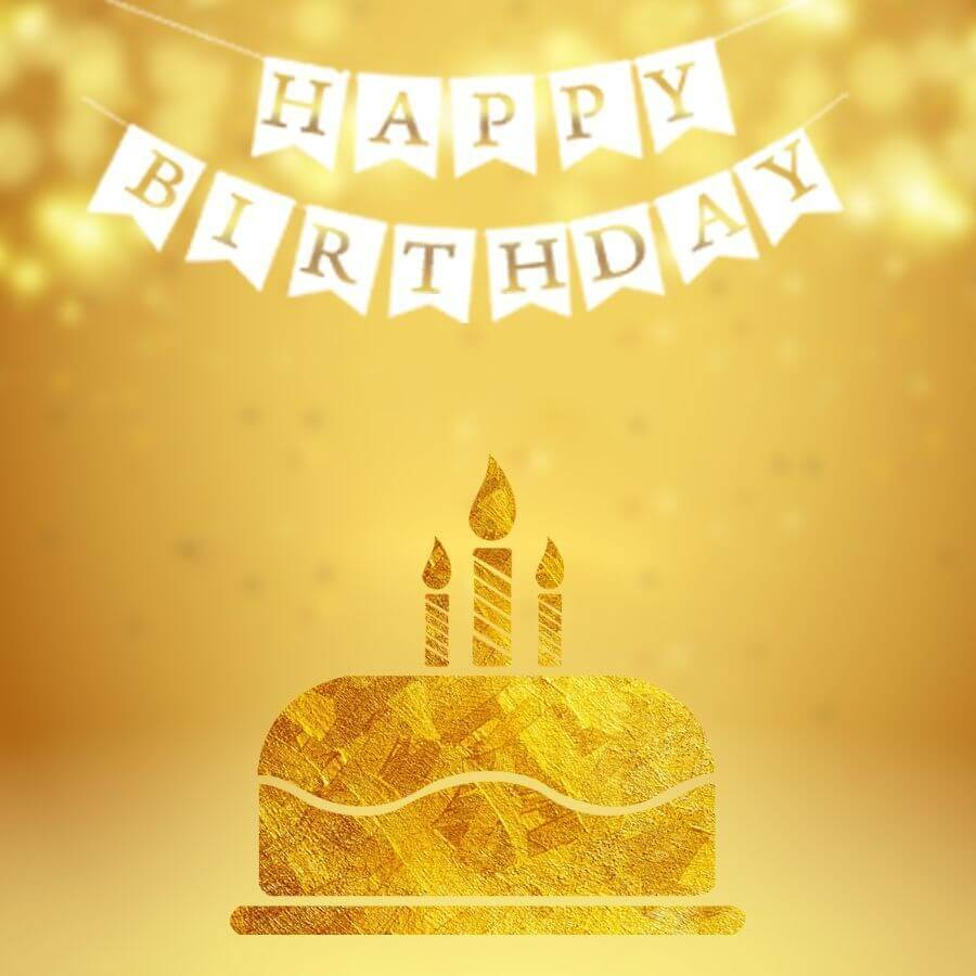 Happy Birthday Wishes for Customer Candles