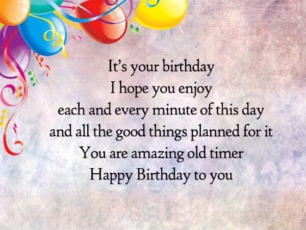 Happy Birthday Wishes for Customer SMS