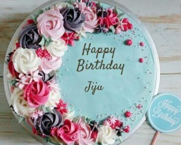 Happy Birthday Wishes for Jiju Cake