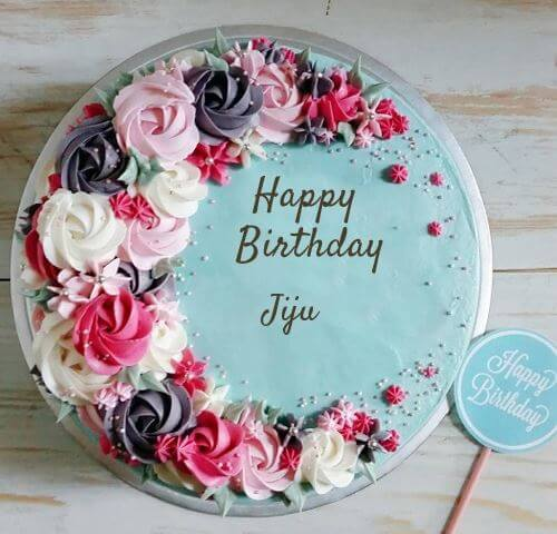 Happy Birthday Wishes for Jiju Cake