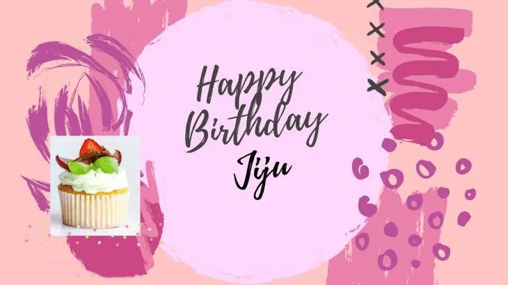 Happy Birthday Wishes for Jiju Message