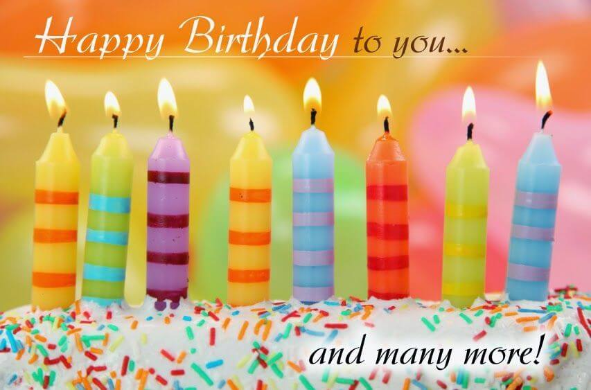 Happy Birthday Wishes for Jiju Candles