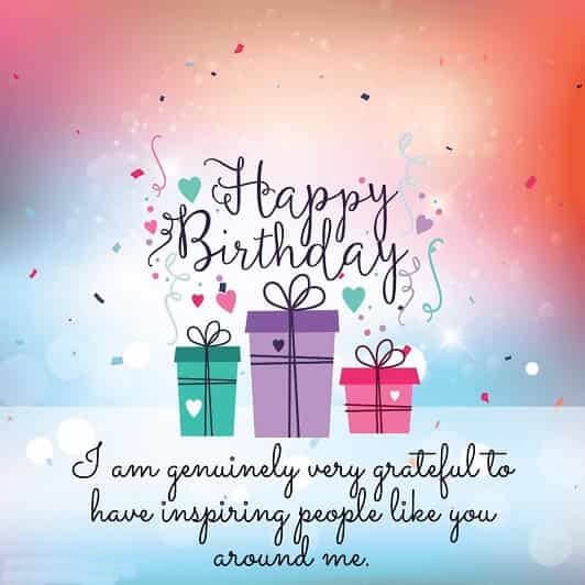 Professional Happy Birthday Wishes Gifts